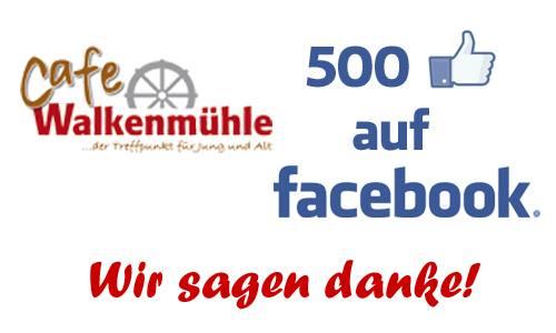 Titelbild 500 Likes auf Facebook