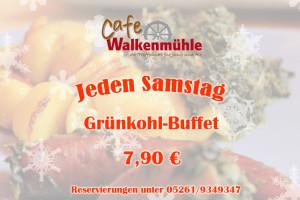 Angebot Grünkohlbuffet
