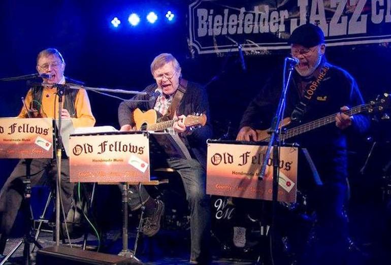 Bandfoto Old-Fellows