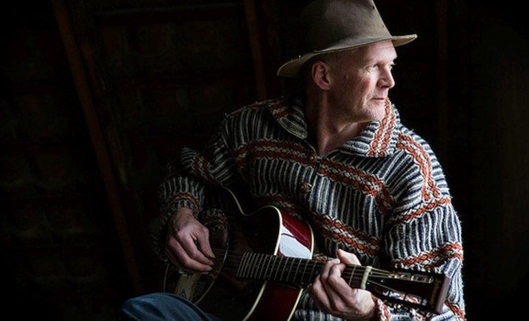 Foto vom Sänger Robby Ballhause