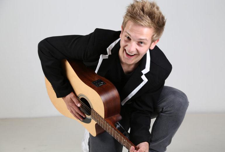 Foto vom Musiker Philipp Göhring