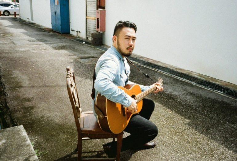 Foto vom Sänger Nicholas Chim aus Singapur