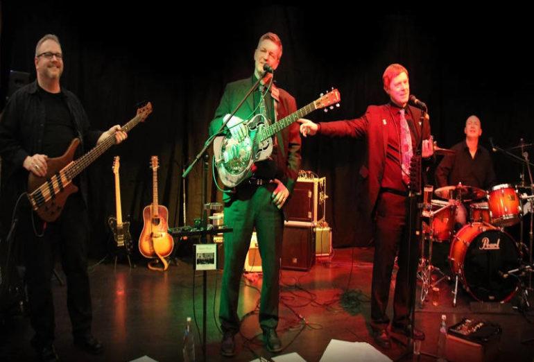 Foto der Band Mister Blues bei einem Auftritt