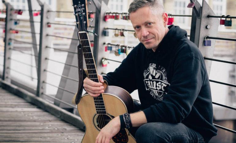 Foto des Musikers Morgan Finlay